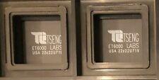 TSENG LABS ET6000 Integrated Circuit TQFP-64 **NEW** Qty.1