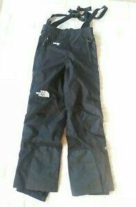 North Face Summit Series GORE-TEX XCR ski snow board pants full side zip women S