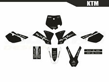 Motard graphics kit for KTM SX 50 2002 2003 2004 2005 2006 2007 2008 Motocross