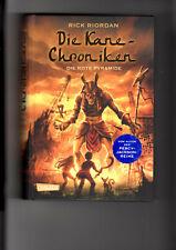 SF - Rick Riordan - Die Kane-Chroniken - Die rote Pyramide - utopischer Roman