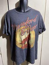 MUMFORD And SONS 2012 Tour shirt Size XL Next Level