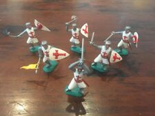 Timpo 1st Series Crusaders/ Knights of St John - Medieval Ages - Complete Set