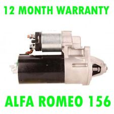 Alfa romeo 156 2.5 3.2 V6 GTA 1997 1998 1999 2000 - 2006 starter motor