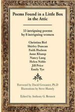 Poems Found in a Little Box in the Attic by Faith Hudson, Shirley Duncan and...