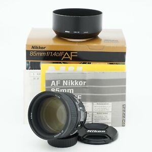 Nikon AF Nikkor 85mm F/1.4 D Lens