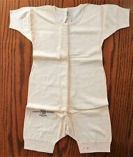 Vintage combinations MINERVA womens UNUSED 1910s to 1920 underwear union suit