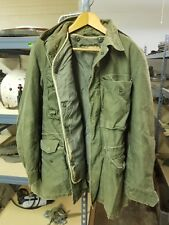Korean War US Army M-1951 Field Jacket with Liner
