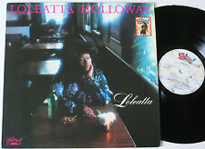 LOLEATTA HOLLOWAY LOLEATTA ORIG SALSOUL MODERN SOUL LP MINT-