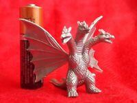 "MINI KING GHIDORAH / BANDAI PVC SOLID Figure HEIGHT 2"" 5cm GODZILLA TOY UK DSP"