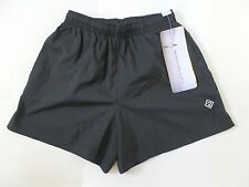 Ron Hill Womens Baggy Shorts. size 14.  Black