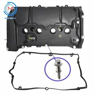 Engine Valve Cover w/ Gasket For Mini Cooper R55/R57/R60 Countryman/Paceman 1.6L