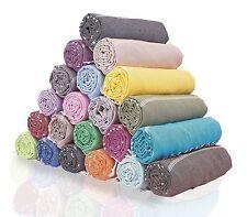 Sale Set of 4 XL Turkish Hamam Peshtemal Cotton Bath Face Spa Bath gym Towel set