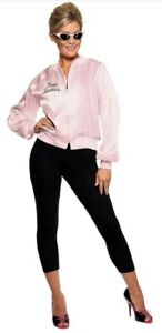 Smiffys Grease Pink Ladies Jacket - Size Small