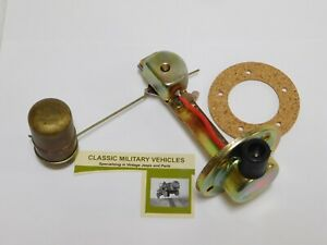 Willys M38 Fuel Tank Sending Unit. New Production. Military Grade. M37 M151A2.
