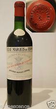 vin Bordeaux Chateau MARQUIS DE TERME 1967 Margaux 75cl Grand Cru Classé GCC