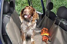 äußerst widerstandsfähige Auto Hundedecke Schonbezug mit Cordura-Gewebe HUBERTUS