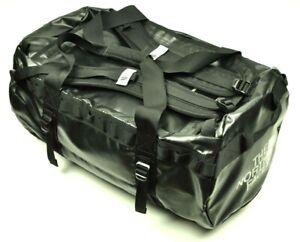 NEW! The North Face Base Camp Duffel Bag Medium Black Travel Luggage TNF NWOT!