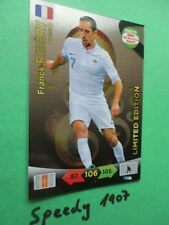 Road to Brazil Limited edition Ribery France Adrenalyn 14 Fifa World Cup 2014