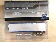 Transformers UFO Annular Trailer Silver ver. for Leader Class Optimus Prime Rare