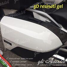 2 Protections Résine Autocollant 3D BMW R 1200 1250 Rt 2015 - 2018
