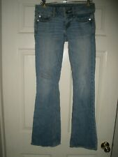 #54 American Eagle Artist Stretch Bootcut Jeans-Size 0 light Wash
