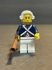 LEGO Revolutionary Soldier Minifigure col156 Collectible Series 10