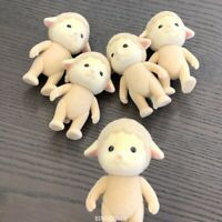 Lot 5 Sylvanian Families Calico Critters Dale Baby Sheep Animal Doll GIRL Toys