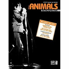The Animals: Retrospective (Guitar Tab Editions) - Paperback NEW Animals (Record