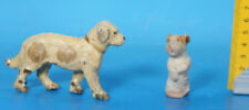 Antike Tier- & Natur-Figuren aus Masse & Kunststoff (bis 1945)
