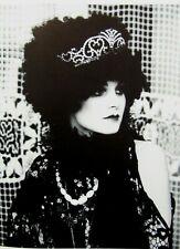 """Irina Ionesco montado Impresión de fotografía 16 X 12"""" 1975 II19 Erotica lesbiana Gótico"""