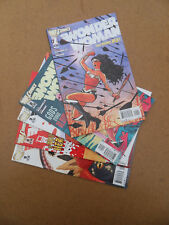 Wonder Woman  1 - 5 (of 52)  . Run . HOT !! . DC 2011 / 12  . VF