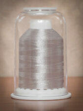 Hemingworth Machine Embroidery Polyester Thread Dove Gray 1000m