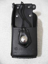 Motorola NTN7242A Radio Belt Carry Case Heavy Duty