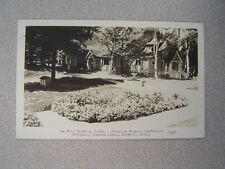 RPPC - Canadian Keswick Conference - Reid Memorial Chapel - Ferndale Ontario