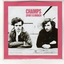 (EN212) Champs, Spirit Is Broken - DJ CD
