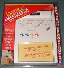 IQ Voice Messagepad NEW