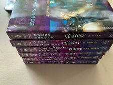 Lot of 6 All Eclipse Harlequin Intrigue Romantic Suspense Novels Books