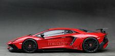 1/18 Kyosho Lamborghini Aventador LP750-4 SV Superveloce Red Closed Bodyshell