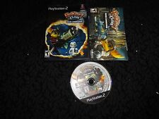 Complete PS2 Ratchet & Clank: Going Commando Game - FREE SHIPPING