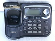 Uniden TRU9466  5.8GHz 2 Line Corded Phone  Digital Answering for tcx905