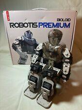 ROBOTIS BIOLOID PREMIUM -BARELY USED- Programmable STEM Robot Kit - NEW Battery