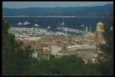 116071 View Of Port From Citadelle St Tropez A4 Photo Print