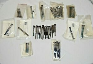 Large Lot Dayton Metal Stamping Punches And Dies New