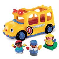 Little People Schulbus von Fisher-Price und Sound-Effecten!