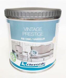 VERNICE all'acqua colori pastello vari per effetto opaco SHABBY DECAPATO VINTAGE