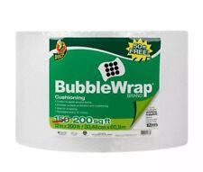 Duck Brand 12 In. X 200 Ft. Original Bubble Wrap (Bonus 50 Ft. Roll)