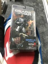 Gears Of War - Marcus Fenix Action Figure - Neca 2006-2008 Player Select New