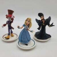 DISNEY INFINITY 3.0 Alice in Wonderland Mad Hatter Time Figure Character Lot