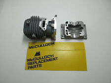 NEW McCulloch Pro Mac Super 610 Chainsaw Cylinder Engine 650 655 60CC