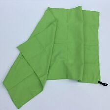 H2O Microfiber Sport Towel Compact Fast Drying Travel Gym Beach Yoga Camping